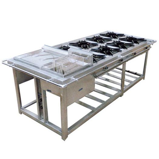 22 bonito cocina con plancha im genes cocina de 8 - Cocinas con plancha incorporada ...