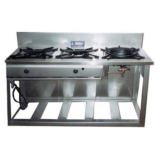 Bonito cocina wok fotos mechero quemador para cocina wok 4 for Cocina 02 hornillas